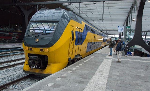 Потяги в Нідерландах повністю перейшли на енергію вітру
