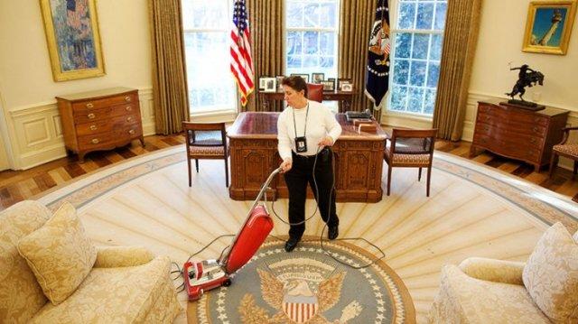 18 правил переїзду нового президента в Білий Дім, про які ви не чули