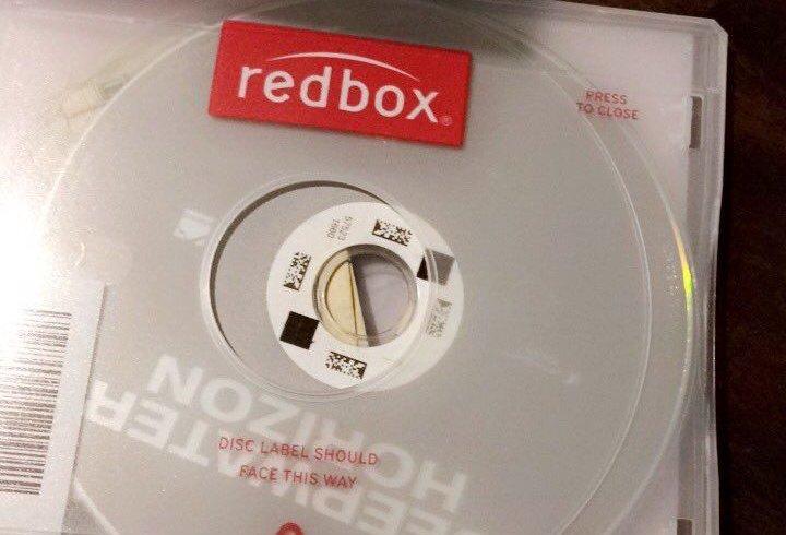 Несподівана знахідка всередині взятого напрокат диска