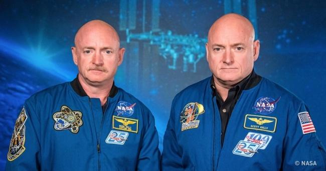 Один з близнюків залишився на Землі, а другий провів рік у космосі. І ось що з'ясувалося