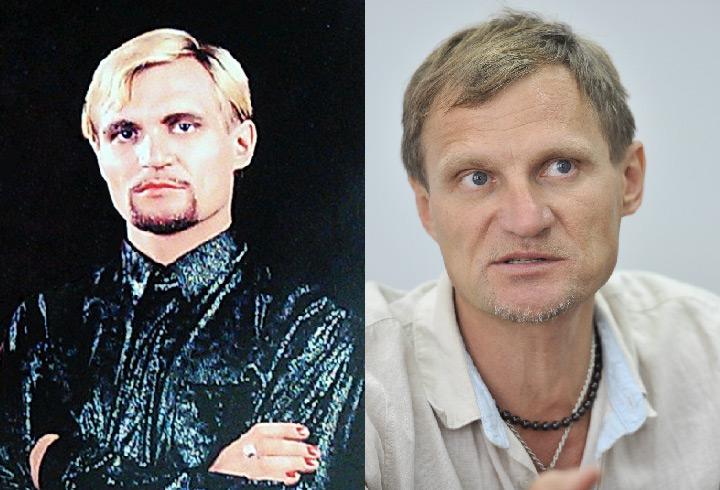Відомі українські виконавці тоді і зараз (фото)