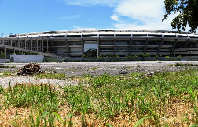 Занедбані спортивні об'єкти Олімпіади-2016 в Ріо-де-Жанейро (фото)