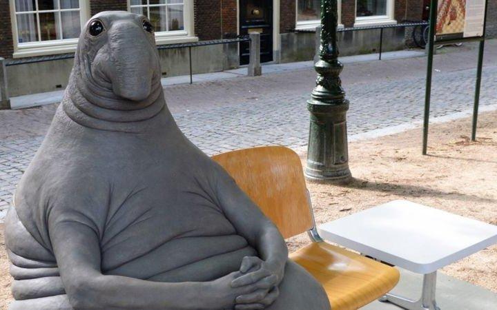 Автор Почекуна: ця скульптура змінила моє життя