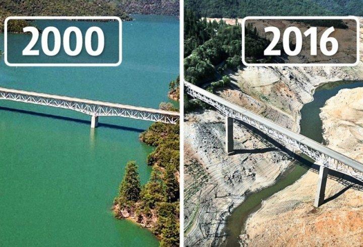 Як змінилася планета за роки (фото)