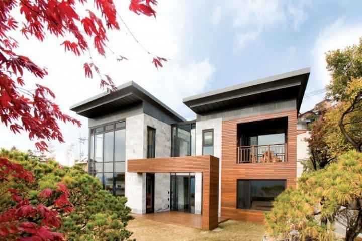 Сучасні приватні будинки (фото)