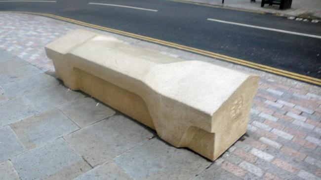 «Незручний дизайн», який потрібен нашим містам (фото)