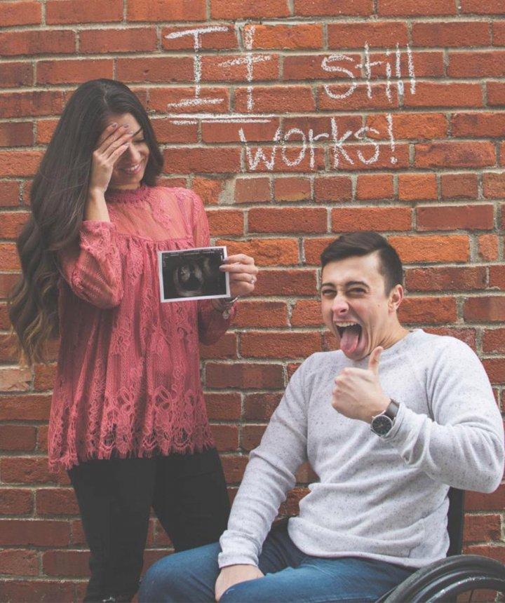 «Він все ще працює!» Історія закоханої пари