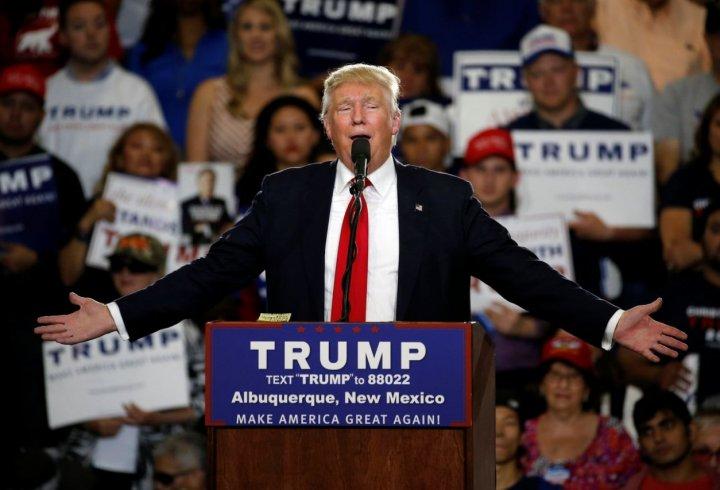 Про вибори Трампа знімуть серіал