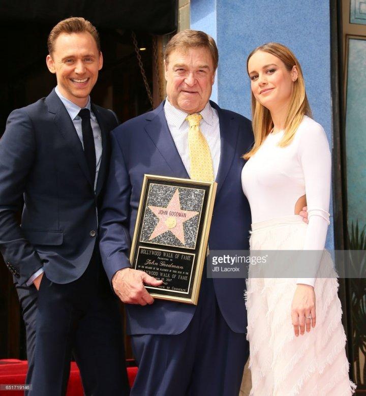 Джон Гудман отримав зірку на голлівудській Алеї слави (фото)
