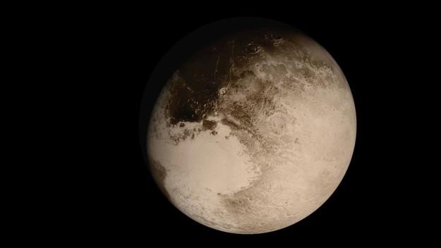 Плутон навіть не закінчив одне коло по орбіті навколо Сонця, з моменту, коли його відкрили, і до моменту, коли його перестали вважати планетою