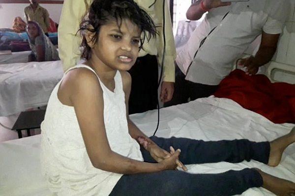 Сучасну дівчинку-мауглі знайшли в джунглях Індії (відео)