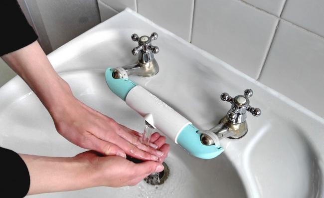 Чому в Англії два крани для води? 4 причини
