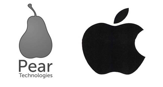 Apple домоглася заборони на використання логотипу компанії, на якому зображена груша. Двічі