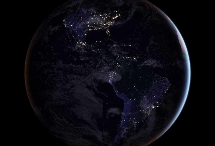 NASA випускають нові карти нічної Землі (відео)