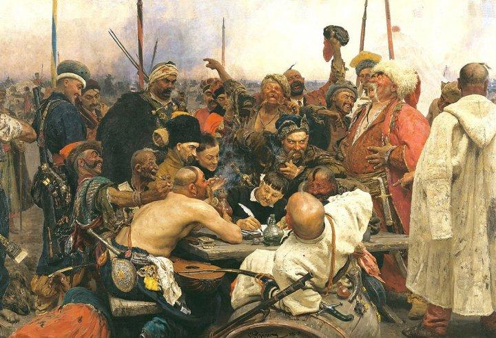 Чому козаки носили сережку у вусі?