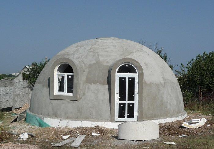 Японці почали будувати будинки з пінопласту (фото)