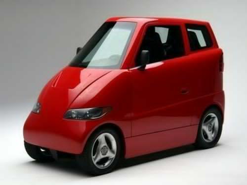 Найтонший у світі автомобіль Tango T600 (фото)