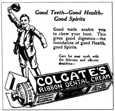 Хто винайшов зубну пасту в тюбику?