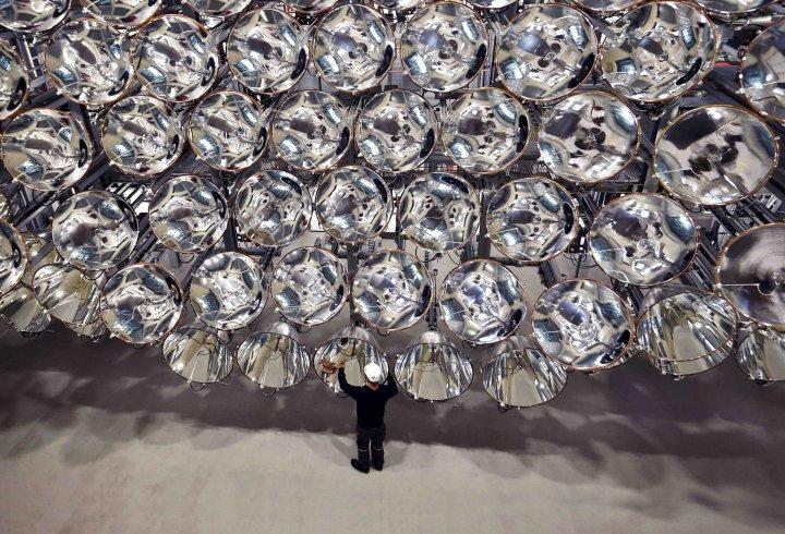 Вчені з Німеччини створили найбільше в світі штучне сонце