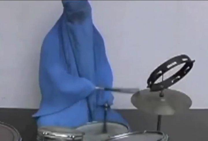 Burqa Band — жіноча рок-група з Афганістану (фото)