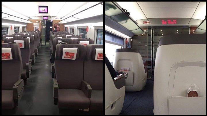 Китайська швидкісна залізниця (фото)