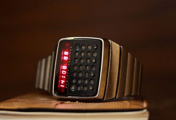 Розумний годинник 1977 року