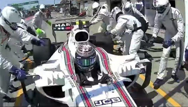 Найшвидший піт-стоп 2017 року в Формулі-1