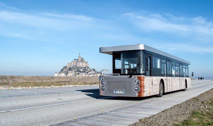 Двосторонній французький автобус Cobus DES (фото)