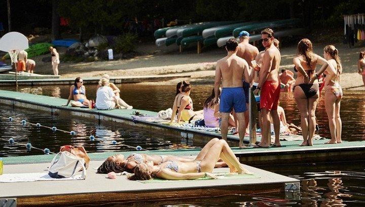 Літній табір для дорослих (фото)