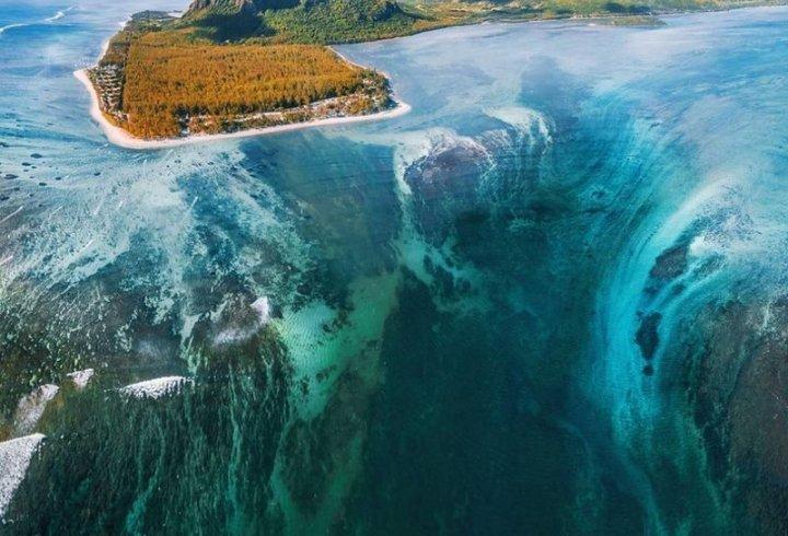 Підводний водоспад