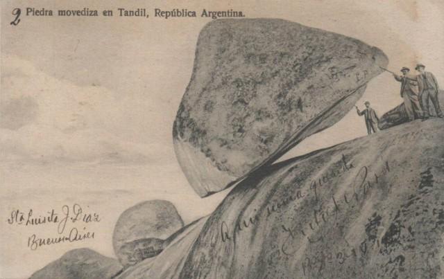 Камінь Даваско: висить і не падає (фото, відео)