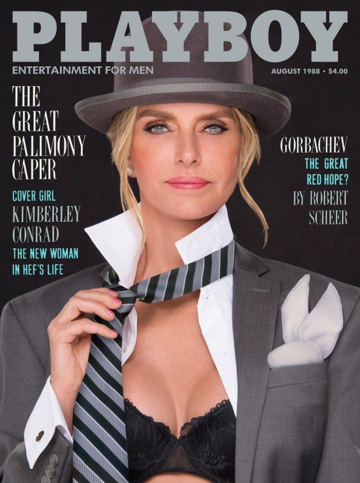 Playboy відтворив 7 найвідоміших обкладинок 30 років по тому (фото)