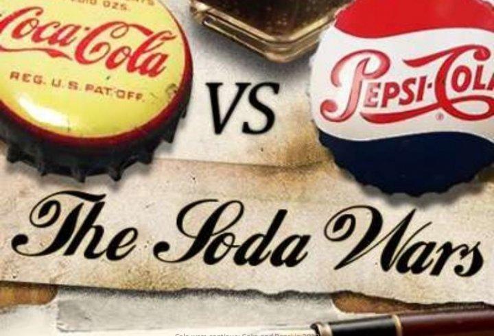 M і Q: Coca-cola проти Pepsi