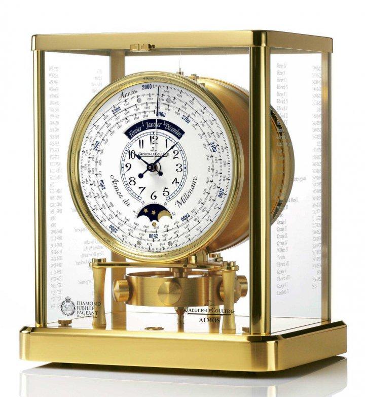 «Вічний» механічний годинник