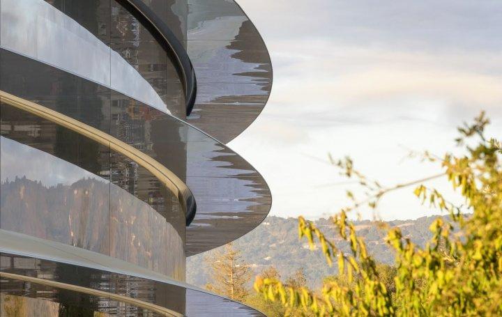 Apple Park: прискіпливість та перфекціонізм (фото, відео)
