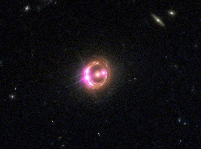 Як утворилася найбільша чорна діра у Всесвіті?