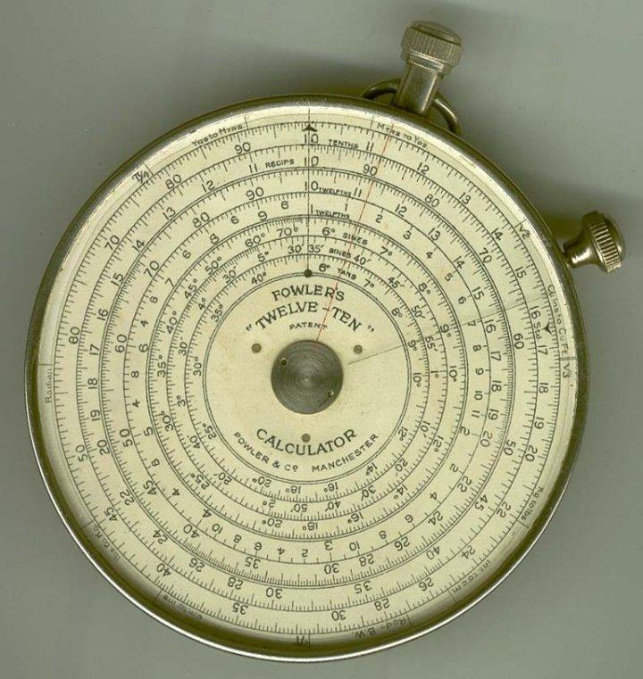 Curta - кишеньковий арифмометр з Ліхтенштейну (фото, відео)