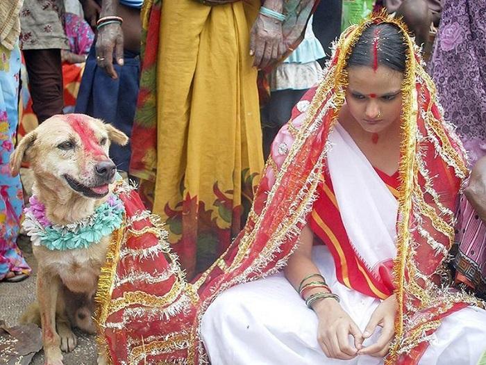 Дивні весільні ритуали з усього світу (фото)