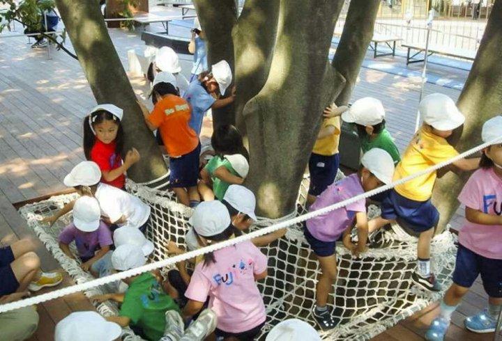 Як виглядає японський дитячий садочок (фото)