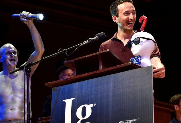 Шнобелівська премія 2017