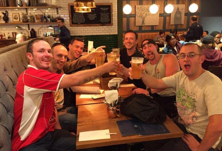 П'яний британець випадково встановив світовий рекорд (фото, відео)