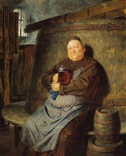 Папа Римський, баварське пиво і піст