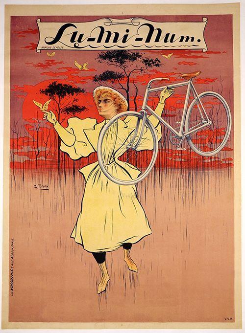 Історія алюмінієвого велосипеда (фото)