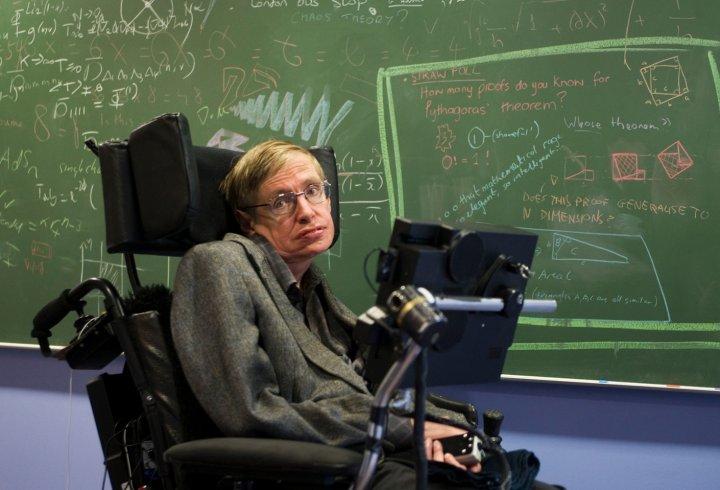 Докторська дисертація Стівена Хокінга викладена в мережу у відкритому доступі