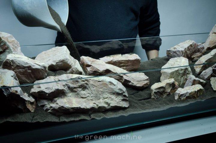 Акваскейп своїми руками (фото, відео)