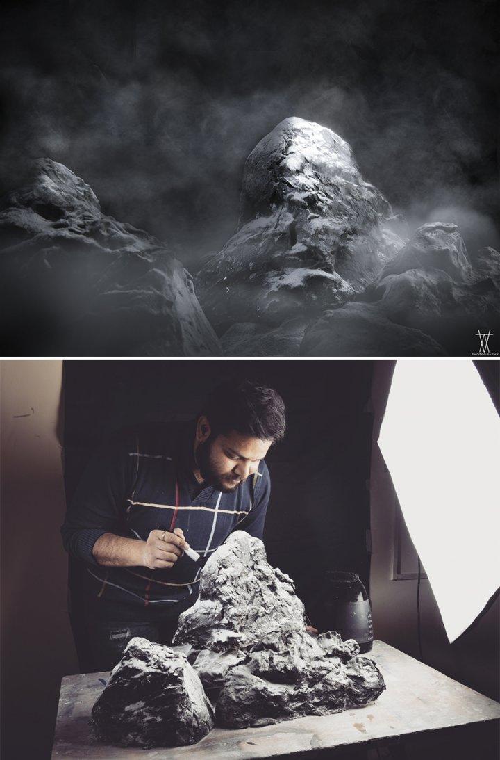 Ватсал Катар і його мініатюрні фотографії (фото)