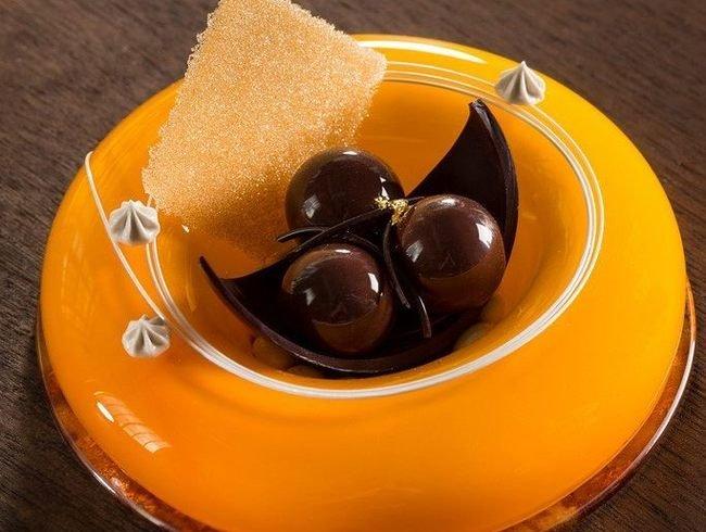 Десерти зі скла (фото)