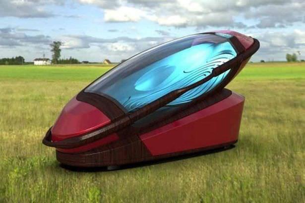 В Австралії лікар створив машину для безболісної смерті