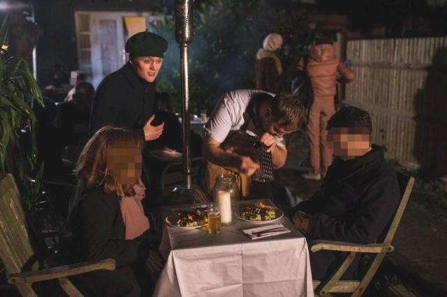 Британець «перетворив» сарай на задньому дворі в кращий ресторан Лондона за версією TripAdvisor