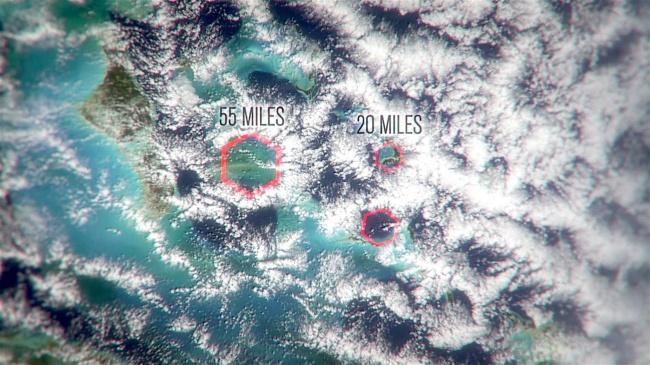 Вчені розкрили секрет Бермудського трикутника